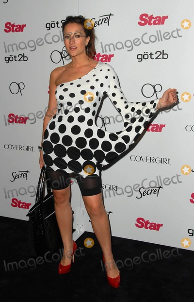America Olivo Photo - Star Magazine Celebrates 5th Anniversary at Bardot Hollywood in Hollywood CA 10-13-2009 Photo by Scott Kirkland-Globe Photos  2009 America Olivo