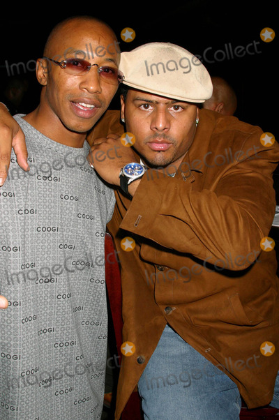 All 4 One Photo - Jamie Jones of All-4-one Debuts His Solo Album with a Hollywood Gala Hosted by Natalie Raitano-radio Coverage by Kiisfm  Hot 92 Bb Kings Universal City CA 04282004 Photo by Clinton H WallaceipolGlobe Photos Inc 2004 AL B Sure and Fredro Starr