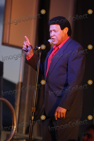 Cousin Brucie Photo - Chubby Checker at Cousin Brucies 2nd Annual Palisades Park Union at State Fair Meadowland East Rutherford New Jersey 6-22-2014 John BarrettGlobe Photos