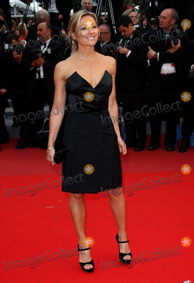 Anne Sophie Lapix Photo - Anne-sophie Lapix Red Carpet Arrivals For You Will Meet a Tall Dark Stranger Premiere 63rd Annual Cannes Film Festival in Cannes  France 05-15-2010 Photo by Dave Gadd-allstar-Globe Photos Inc 2010
