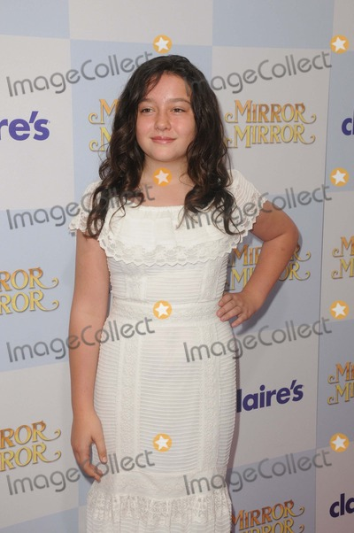 Amara Miller Photo - Amara Miller attending the Los Angeles Premiere of Mirror Mirror Held at the Graumans Chinese Theatre in Hollywood California on 31712 Photo by D Long- Globe Photos Inc