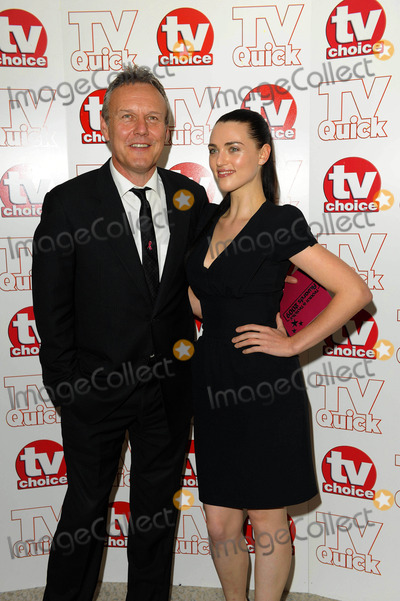 Anthony Head Photo - Anthony Head  Katie Mcgrath Actors 2009 Tv Quick and Tv Choice Awards at Dorchester Hotel in Park Lane  London  England 09-07-2009 Photo by Neil Tingle-allstar-Globe Photos Inc