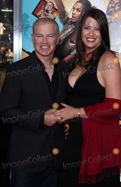 Neal McDonough Photo - Neal Mcdonough Ruve Robertson Actor and Wife the Premiere of the New Movie From Warner Bros Pictures the Losers Held at Graumans Chinese Theatre on April 20 2010 in Los Angeles California Photo by Graham Whitby Boot-allstar-Globe Photos Inc