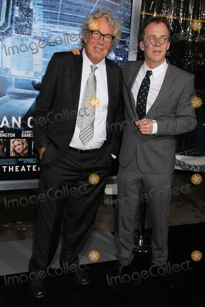 Asger Leth Photo - Man on a Ledge Los Angeles Premiere Graumans Chinese Theatre Hollywood CA 01232012 Asger Leth - Director and Father Jorgen Leth Photo Clinton H Wallace-ipol-Globe Photos Inc