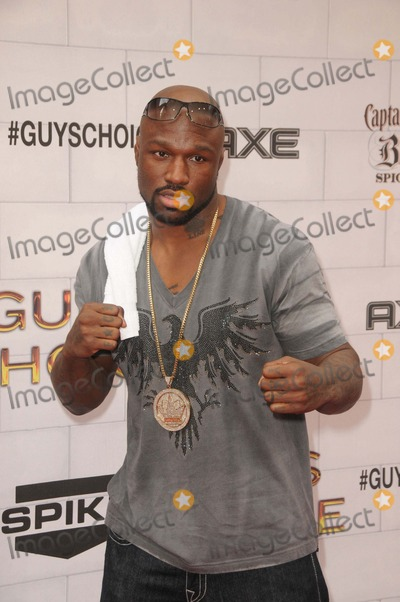 King Mo Photo - King Mo attending the 2012 Spike Tvs Guys Choice Awards Held at the Sony Pictures Studios in Culver City California on June 22012 Photo by D Long- Globe Photos Inc