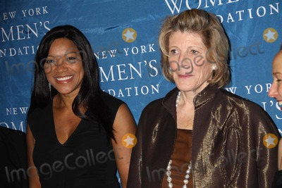 Agnes Gund Photo - Grace Hightower Agnes Gund at NY Womens Foundations Stepping Out and Stepping Upannual Gala at Gotham Hall New York City 12-01-2010 Photo by John BarrettGlobe Photos Inc2010
