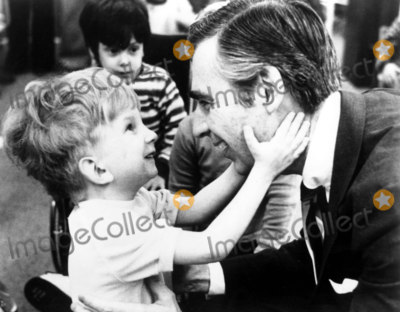 Mr Rogers Photo - Mister Rogers Neigborhood Fred Rogers Photorangefinders Globe Photos Inc  Im Fredrogersretro (Mr Rogers)