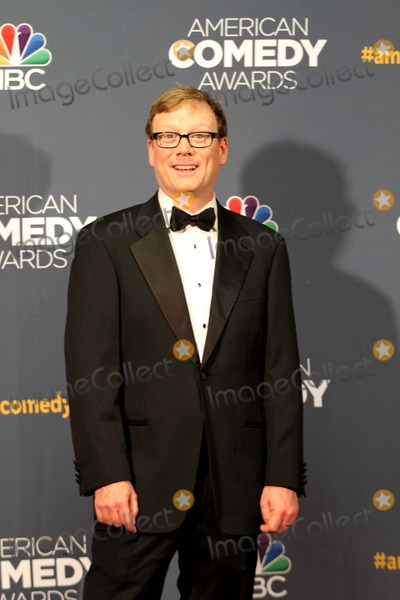 Andy Daly Photo - American Comedy Awards Held at the Hammerstein Ballroom in Manhattan Bruce Cotler 2014 Press Room Andy Daly Photos Embargoed Until May 8