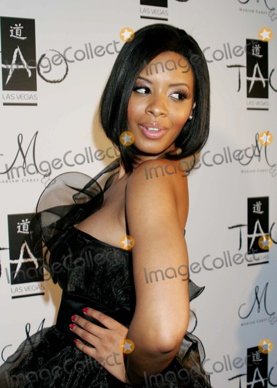 Vanessa Simmons Photo - Mariah Carey Hosts New Years Eve Party at Tao Nightclub Venetian Hotel Resort Hotel and Casino Las Vegas  Nevada 12-31-2007 Photo by Ed Geller-Globe Photosinc Vanessa Simmons