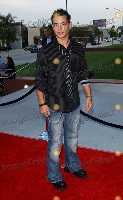 Andrew Lawrence Photo - Fox 2003 Summer Tca Party at Astra West in West Hollywood CA 07182003 Photo by Fitzroy Barrett  Globe Photos Inc 2003 Andrew Lawrence