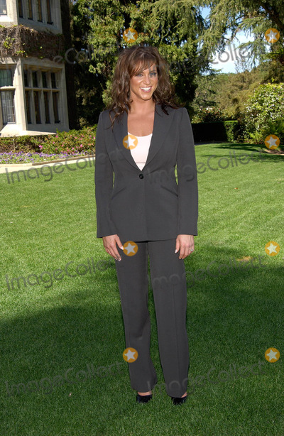 Stephanie McMahon Photo -  World Wrestling Superstar Torrie Wilson Appears in Playboys May Issue Press Conference at the Playboy Manson in Beverly Hills CA 3262003  Photo by Fitzroy Barrett  Globe Photos Inc 2003 Stephanie Mcmahon