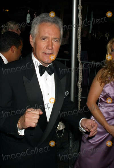 Alex Trebek Photo - 31st Annual Daytime Emmy Awards (Arrivals) at Radio City Music Hall 05212004 Photo by Rick MacklerrangefindersGlobe Photos 2004 Alex Trebek