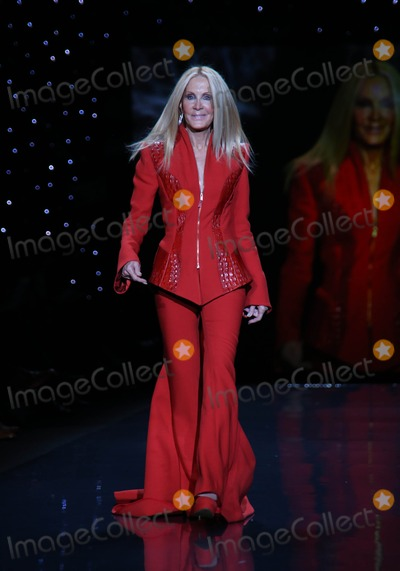 Joan Van Ark Photo - The Heart Truth Red Dress 2014 Fashion Show Mercedes Benz Fashion Week NY Theatre Lincoln Center NYC February 6 2014 Photos by Sonia Moskowitz Globe Photos Inc 2014 Joan Van Ark