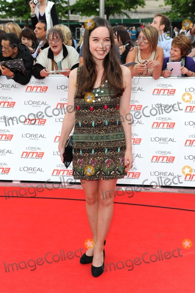 Anna Popplewell Photo - Anna popplewellactressat the National Movie Awards 2011wembley Arena London England 05-11-2011photo by Neil tingle-allstar-globe Photos Inc