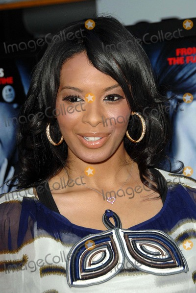 Vanessa Simmons Photo - Vanessa Simmons attends the Los Angeles Premiere of Dance Flick Held at the Arclight Theatre in Hollywood California on May 20 2009 Photo by David Longendyke-Globe Photos Inc2009