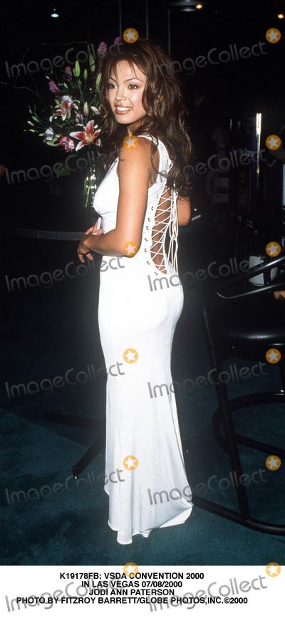 Jodi Ann Paterson Photo -  Vsda Convention 2000 in Las Vegas 07082000 Jodi Ann Paterson Photo by Fitzroy BarrettGlobe Photosinc