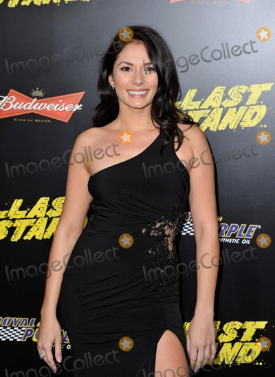 Christiana Leucas Photo - Christiana Leucas attending the Los Angeles Premiere of the Last Stand Held at the Graumans Chinese Theatre in Hollywood California on January 14 2013 Photo by D Long- Globe Photos Inc
