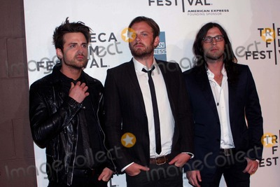 Jared Followill Photo - Jared Followill Nathan Followill and Caleb Followill of the Kings of Leon Tribeca Film Festival and Cinema Society Premiere of Talihina Sky the Story of Kings of Leon Bmcc Tribeca Pac NYC 04-21-2011 Photos by Barry Talesnick-ipol-Globe Photos Inc