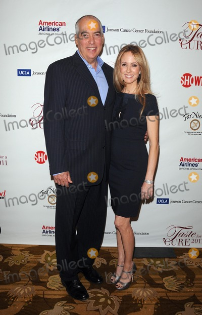 Gary Newman Photo - UCLAs Jonsson Cancer Fountation Taste for a Cure fundraiser at the Beverly Wilshire Hotel in Beverly Hills CA 2011  41511  Photo by Scott Kirkland-Globe Photos  2011GARY NEWMAN (Chairman 20th Century Fox Television) and DANA WALDEN (Chairman 20th Century Fox Television)