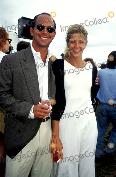 Ron Galotti Photo - Sd0827 Power Polo in the Hamptons Ron Galotti and Candice Bushnell Photo Byrose HartmanGlobe Photos Inc