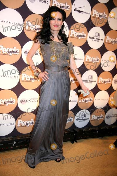 CuCu Diamantes Photo - People En Espanol 50 Most Beautiful Event the Edison Ballroom NYC May 13 09 Photos by Sonia Moskowitz Globe Photos Inc 2009 Cucu Diamante