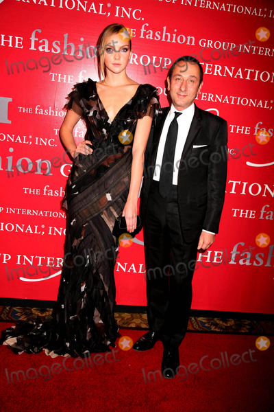 Alchemist Photo - The Fashion Group International Presents the 25th Annual Night of Stars Honoring the Alchemists Cipriani Wall St NYC October 23 08 Photos by Sonia Moskowitz Globe Photos Inc 2008 Gilles Mendel and Heather Mark