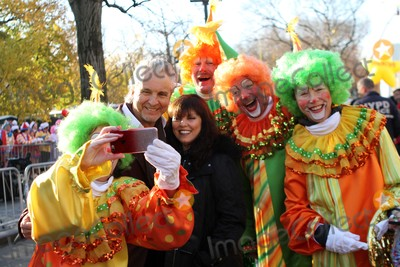 Neil Giraldo Photo - The 89th Annual Macys Thanksgiving Day Parade Neil Giraldo  Pat Benatar