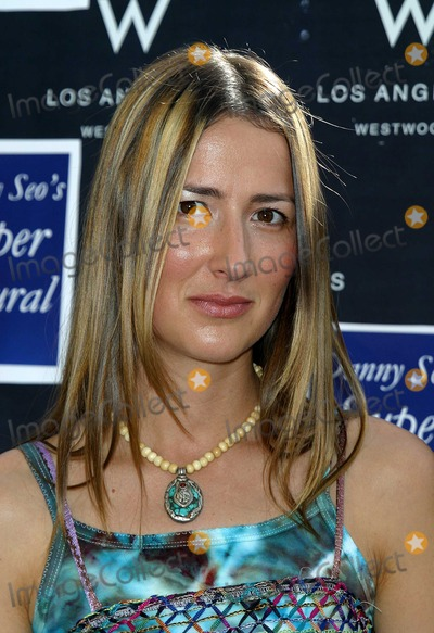 Anna Getty Photo - Anna Getty K27209mr 2nd Annual Danny Seos Supernatural Super Suite the W Hotel Westwood CA Nov 16 2002 Photo by Milan RybaGlobe Photos Inc