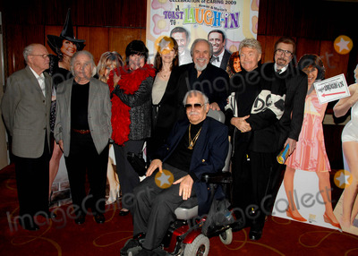 Arte Johnson Photo - Celebration of Caring 2009 Toast to Rowan  Martins Laugh-In at the Universal Hilton in Universal City CA  11-14-2009  Photo by Scott Kirkland-Globe Photos  2009CAST OF LAUGH-INARTE JOHNSON JOANNE WORLEY BARBARA FELDONGEORGE SCHLATER RIP TAYLOR and GARY OWENK63804SK
