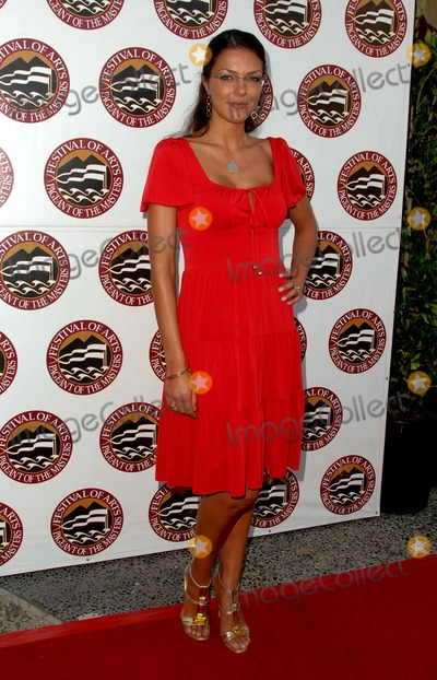 Adrienne Curry Photo - Pageant of the Masters Gala at the Irvine Bowl in Laguna Beach CA 08-29-2009 Photo by Scott Kirkland-Globe Photos  2009 Adrienne Curry