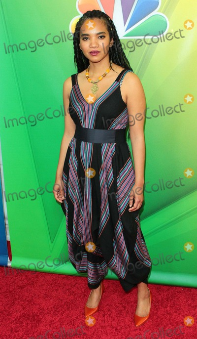 Chipo Chung Photo - Chipo Chung attends Nbcuniversal Press Tour Held at Langham Huntington Hotel on January 16th 2015 in Pasadenacalifornia UsaphotoleopoldGlobephotos