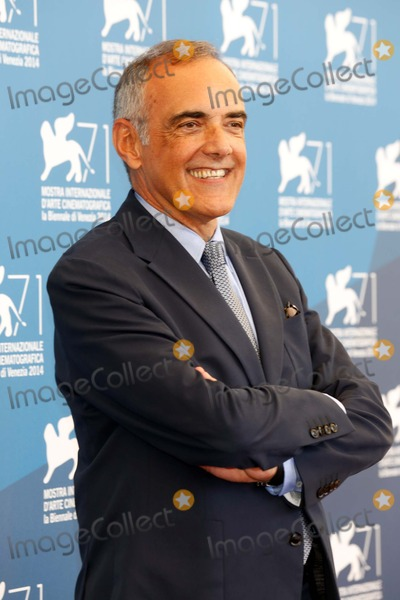Alberto Barbera Photo - Alberto Barbera at the International Jury Photocall During the 71st Venice Film Festival on August 27 2014 in Venice Italy Kurt Krieger Photos by Kurt Krieger-Globe Photos Inc