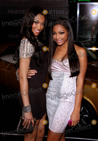 Shayne Murphy Photo - Bria Murphy Shayne Murphy Daughters of Eddie Murphy the Los Angeles Premiere of Faster Held at the Graumans Chinese Theatre in Hollywood California on 11-22-2010 Photo by Allstar-- Globe Photos Inc 2010