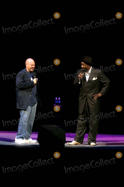Anthony Brown Photo - the Comedy Festival (Day 2) Caesars Palace Las Vegas 11-15-2006 Tom Joyner and J Anthony Brown Photo by Ed Geller-Globe Photos Inc