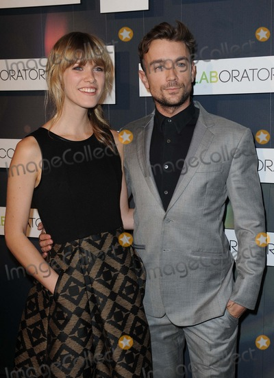 Astrea Campbell-Cobb Photo - Astrea Campbell-cobb Emrhys Cooper attending the Launch of the First-ever Project Collaboration Network Held at the Milk Studio in Hollywood California on November 6 2014 Photo by D Long- Globe Photos Inc