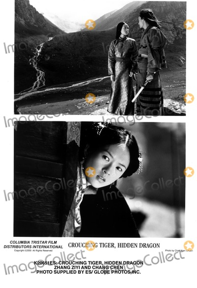Chang Chen Photo -  Crouching Tiger Hidden Dragon Zhang Ziyi and Chang Chen Photo Supplied by Es Globe Photosinc
