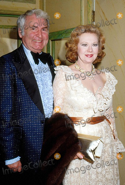 Virginia Mayo Photo - Virginia Mayo with Lee Graham 1980 11422 Photo by Phil Roach-ipol-Globe Photos Inc