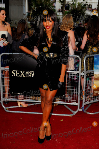 Alexandra Burke Photo - Alexandra Burke Singer at the Sex and the City 2 Film Premiere Leicester Square in London England 05-27-2010 Photo by Neil Tingle-allstar-Globe Photos Inc