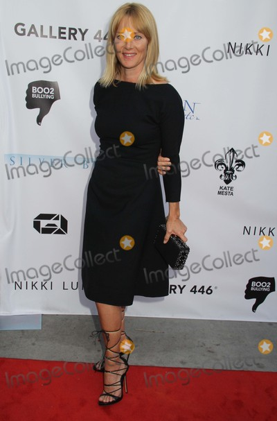 Angela Featherstone Photo - Cassie Scerbo Hosts Boo2bullyings Take a Bite Out of Bullying Fall Global Campaign Launch Los Angeles Lgbt Center Los Angeles CA 07302015 Angela Featherstone Clinton H Wallace-ipol-Globe Photos Inc