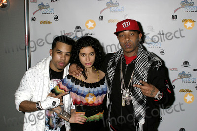 Angelic Zambrana Photo - April 2008 - New York NY USA - Casely Angeliczambrana and Yung Berg Attend New Yorks Newest Most Celebrated Venue For Rb Music rb Live at Spotlight Live Club - Times Square Photo Credit Anthony G MooreGlobe Photos