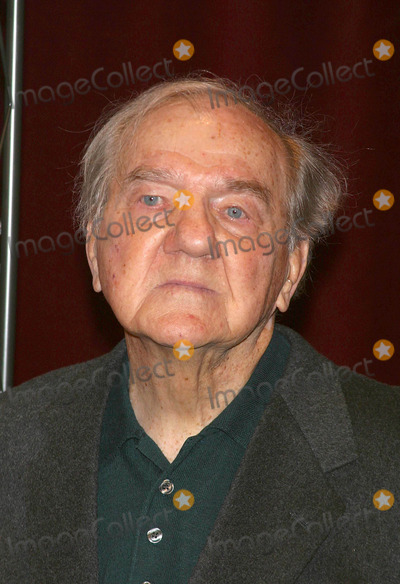 Karl Malden Photo - Mailing of Final Ballots For 75th Academy Awards Samuel Goldwyn Theater Beverly Hills CA 02252003 Photo by Milan Ryba  Globe Photos Inc 2003 Karl Malden