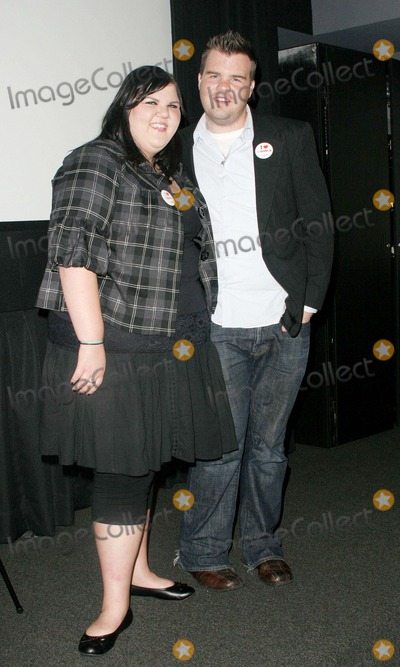 Ash Christian Photo - Fat Girls Screening at the Cantor Film Center - New York City Cantor Film Center-nyc-103007 Ashley Fink Ash Christian Photo by John B Zissel-ipol-Globe Photos Inc 2007