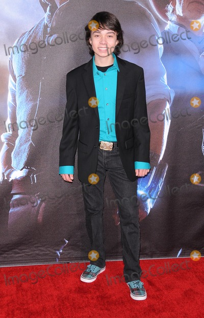 Noah Ringer Photo - World Premiere of Cowboys  Aliens at the San Diego Civic Theatre in San Diego CA 72311 Photo by Scott Kirkland-Globe Photos  2011 Noah Ringer K67993sk