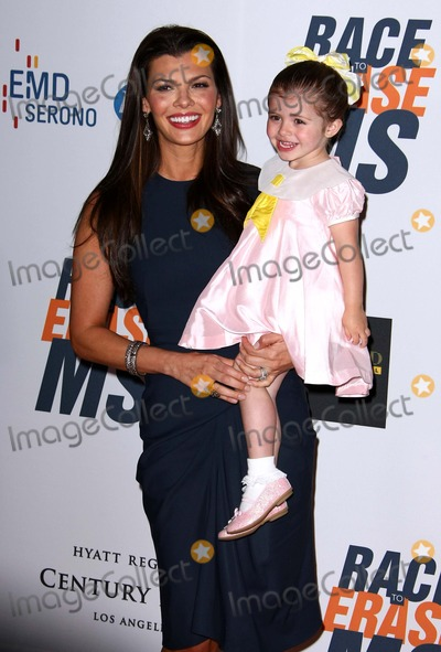 Ali LandryEstela Photo - Ali Landry Estela Monteverde Actress and Daughter the 17th Annual Race to Erase MS Held at the Hyatt Regency Plaza Hotel in Los Angeles CA 05-07-10 Photo by Graham Whitby-boot-allstar-Globe Photos Inc 2010