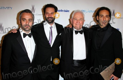 Alexandre Desplat Photo - PRODUCERS DAVID SEIDLER ALEXANDRE DESPLATKINGS SPEECH PRODUCERS AND WRITERDAVID IS THE OLDEST ALEXANDRE IN BLACK SHIRTWeinsteinRelativity Media Golden Globe Awards After Party Presented By Marie Claire the Beverly  Hilton hotel Beverly Hills CA 01-16-2011Photo by Graham Whitby Boot-Allstar - Globe Photos Inc 2011K67386ALST