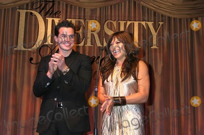 Antonio Sabato Jr Photo - the 13th Annual Diversity Awards Presented by the Multicultural Motion Picture Association - Show Beverly Hills Hotel Beverly Hills MA 11-13-2005 Photo Clintonhwallace-photomundo-Globe Photos Inc Antonio Sabato Jr and Tisha Campbell