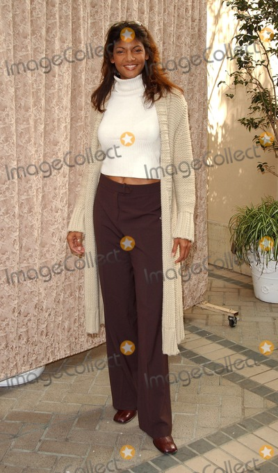 Marjean Holden Photo - Chic Boutique Spirit Awards Luncheon at the Four Season Hotel Beverly Hills CA 02132004 Photo by Fitzroy BarrettGlobe Photos Inc2004 Marjean Holden