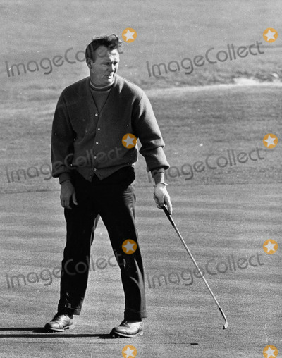 Arnold Palmer Photo - Arnold palmerphoto by pt-globe Photos Inc