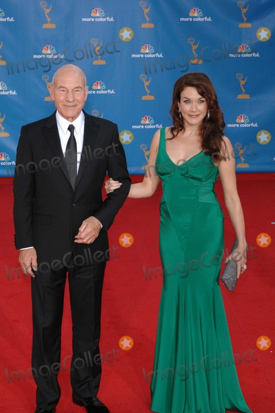 Patrick Stewart Photo - Patrick Stewart During the 62nd Annual Primetime Emmy Awards Held at the Nokia Theatre on August 29 2010 in Los Angeles Photo Michael Germana - Globe Photos Inc 2010