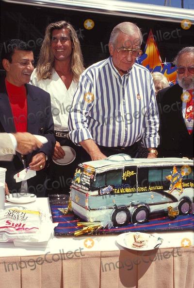 Casey Kasem Photo - Ed Mcmahon Casey Kasem and Fabio Photo Bob V Noble- Globe Photos Inc 1991 Edmcmahonretro